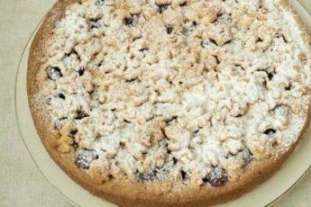 Рецепт знаменитого тертого пирога. Меняя начинки, готовь хоть каждый день!