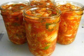 Обалденный рецепт салата с кабачками «Тёщин язык»