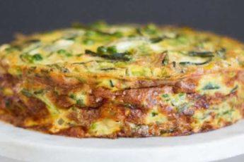 Рецепт картофельной фриттаты. Потрясающий обед или ужин для всей семьи 1
